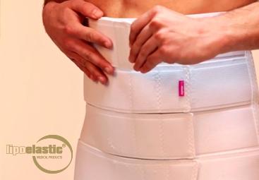 Comment porter et utiliser la ceinture abdominale LIPOELASTIC®?